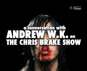 #34 - Andrew WK Interview