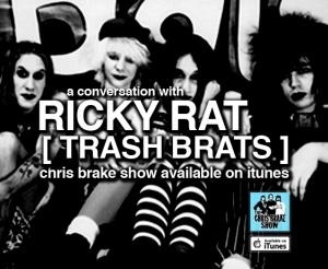 #40 - Ricky Rat of the Trash Brats
