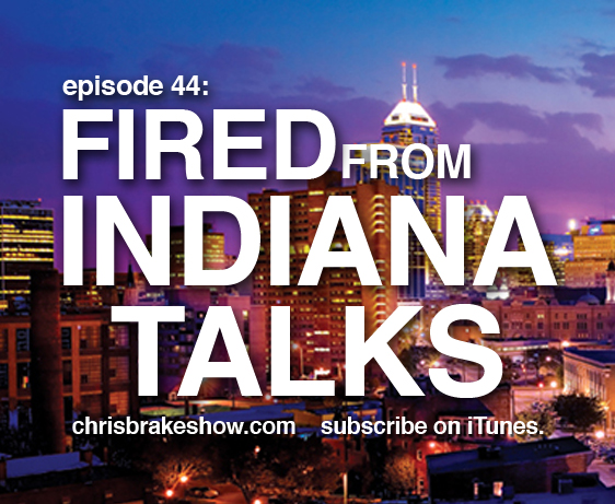 #44 - Fired from Indiana Talks. Secret Lover Dawson's Creek Challenge Preview