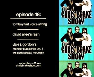 48-Tomboy-Tarts-Tirade-David-Allee-Dale-J-Gordon-Chris-Brake-Show-Indianapolis-Indiana-Podcast-Talk-Radio