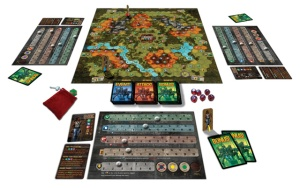 Dr. Bones and Nurse Amy's Doom and Bloom Survival Board Game