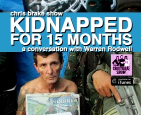 CB058 Kidnapped for 15 Months Warren Rodwell Interview