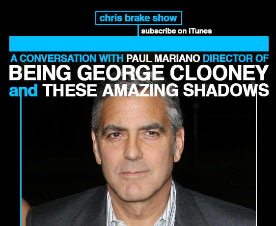 Being George Clooney director Paul Mariano Interview, Jessica Klein, 40 Oz. Pimp