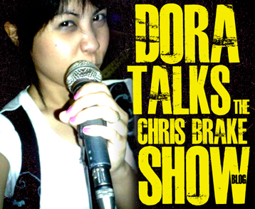 Dora Talks The Chris Brake Show