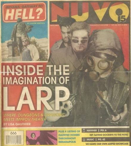 Indiana Gateway to Hell | Nuvo Cover | Oct 26, 2005