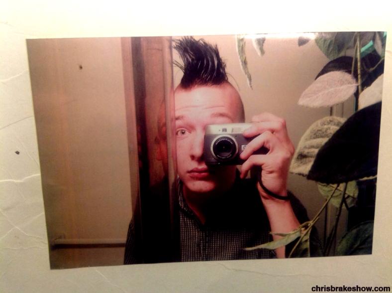 Chris Brake 2005 | Mohawk Era