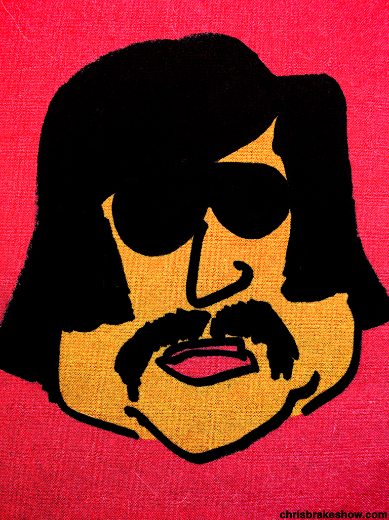 Tony Clifton #12 | Chris Brake Daily Doodle