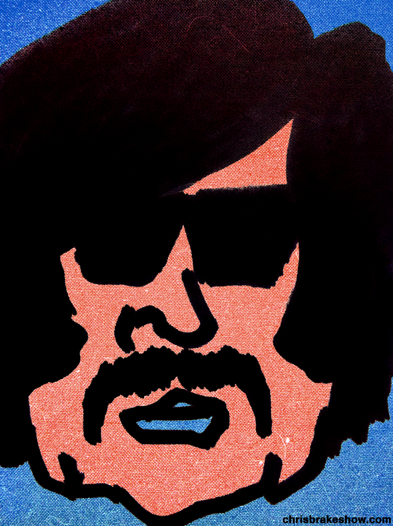Tony Clifton #13 | Chris Brake Daily Doodle