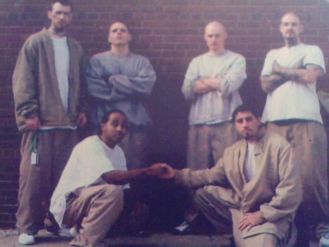 Matthew and gang members