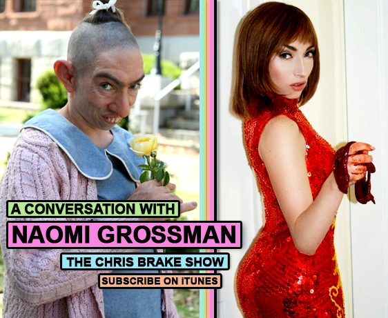 Pepper Interview | Naomi Grossman Interview | American Horror Story | CB081