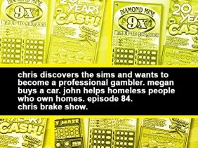 The Sims, Gambling, & Beggars | Chris Brake Show #084