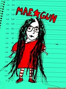 Mae*Gun | Actual Photo ID