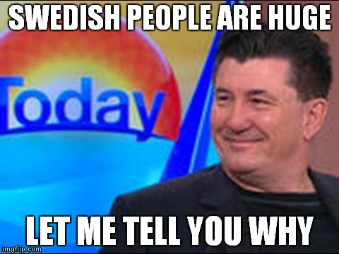 How Did Swedish Get So Fat | Rodwell Memes