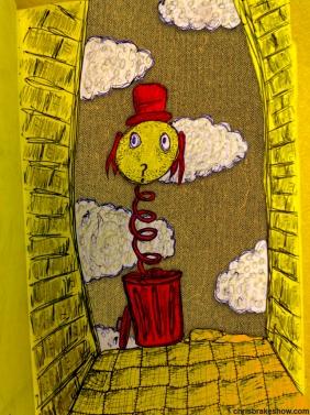 Trash Man | Chris Brake Daily Doodle