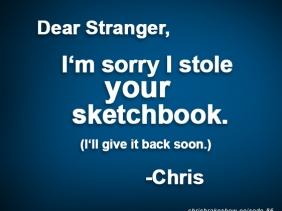 Stolen Sketchbooks on Strange Label and Mae*Gun on Movie Buzzed | CB086