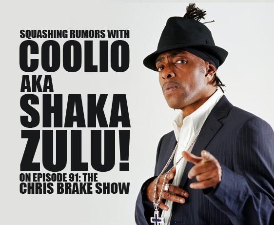Coolio aka Shaka Zulu | CB091