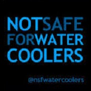 NSFW - Not Safe For Watercoolers Podcast | StrangeLabel.com | Chris Brake Show