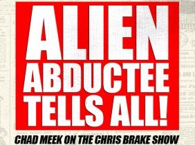 Alien Abductee Chad Meek; Author of Giant Rock and Nephew of George Van Tassel | CB096