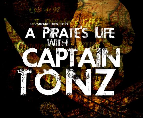 Captain Anthony Cummins Tonez, author of 13th Day