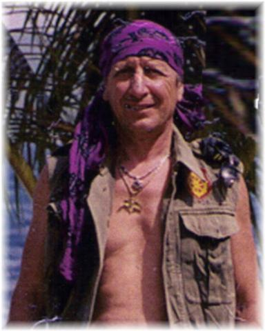 Captain Anthony Tonz Cummins