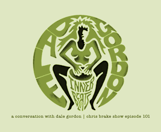 Dale Gordon from Inner Beats on Chris Brake Show CB101