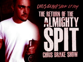 Almighty Spit Returns with Indianapolis Hip Hop | Chris Brake Show 104