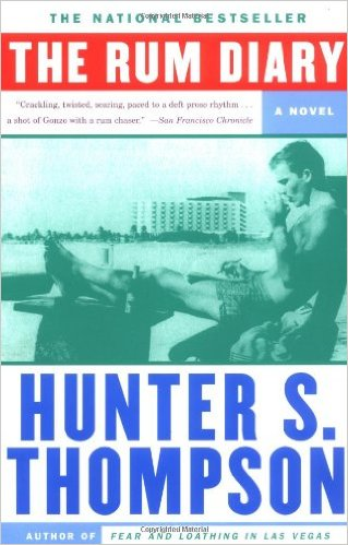 Rum Diary: a Novel by Hunter S. Thompson