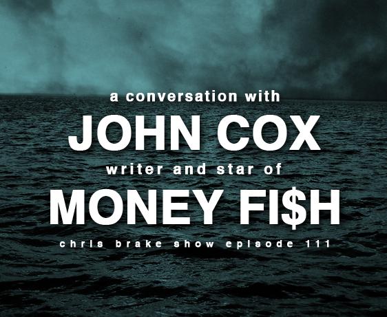 John Cox: Airborne Ranger, Longshoreman, Commercial Fisherman, and Star of 'The Money Fish'   CB111