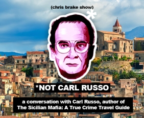 Carl Russo, Author of Sicilian Mafia True Crime Travel Guide