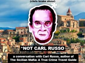 Carl Russo, Author of Sicilian Mafia True Crime Travel Guide