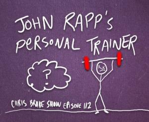 John's Personal Trainer | CB112