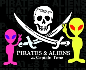 Pirates and Aliens with Captain Tonz (Mr Anthony Cummins) | CB113