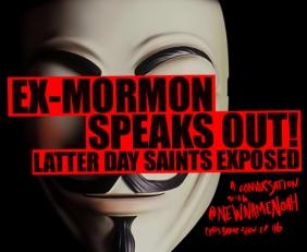 Latter Day Saints REVEALED by Former Mormon and Activist NewNameNoah | CB116