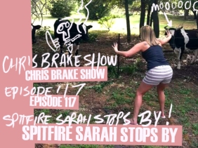 Spitfire Sarah Stops By | CB117
