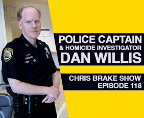 Police Captain and Homicide Investigator Dan Willis | CB118