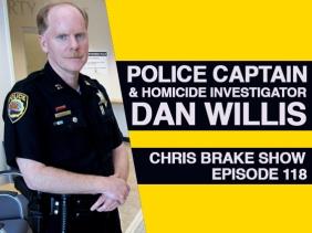 Police Captain and Homicide Investigator Dan Willis | CB118