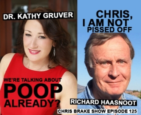 Dr. Kathy Gruver and Richard Haasnoot | CB125