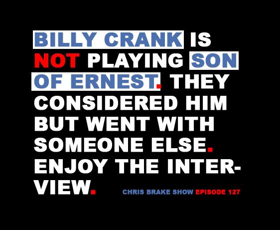 127-billy-crank-not-playing-son-of-ernest-new-movie-interview-chris-brake-show-coke-sams-john-cherry-iii-kentucky-strange-label