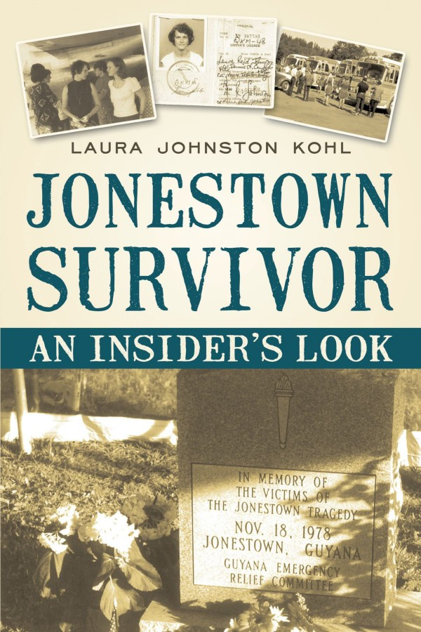Check out the book Jonestown Survivor - An Insider's Look by Laura Johnston Kohl