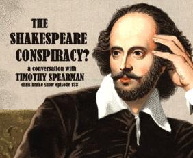 Shakespeare Conspiracy | Timothy Spearman, Dale J Gordon, Rob Stewart | CB133