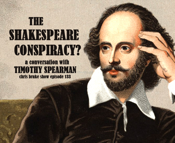 Shakespeare Conspiracy | Timothy Spearman, Dale J Gordon, Rob Stewart | CB133