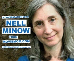 Movie Mom Nell Minow Interview on Chris Brake Show CB134