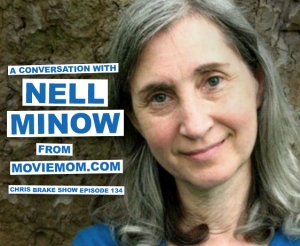Movie Mom Nell Minow Interview on Chris Brake Show CB134