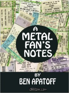 Movie Mom's Son's Book: A Metal Fan's Notes by Ben Apatoff