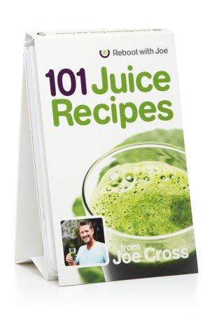 101 Juice Recipes from Joe Cross