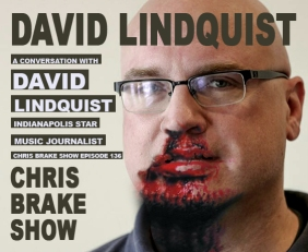 CB136 | David Lindquist Indianapolis Star Journalist on Andrew WK and Kimya Dawson