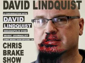 CB136 | David Lindquist Indianapolis Star Journalist on Andrew WK and Kimya Dawson