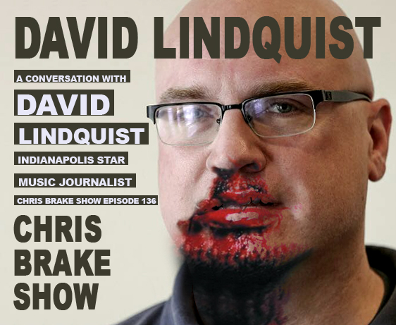 David Lindquist Indianapolis Star Journalist on Andrew WK and Kimya Dawson | CB136