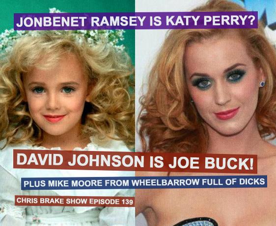 David Johnson Is Joe Buck plus Mike Moore from The Wheelbarrow Full Of Dicks | CB139