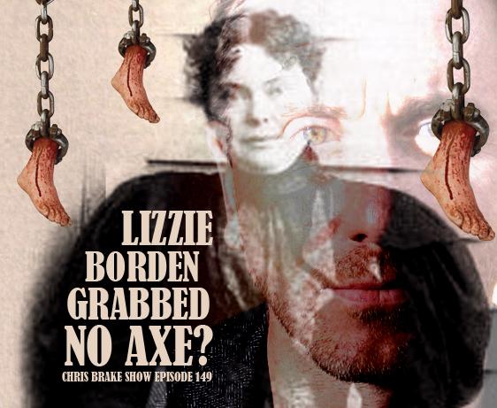 Christine Smith Exonerates Lizzie Borden and 40 Oz Pimp's Cellulitis | CB149